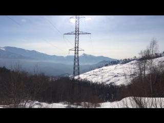 видеофиксация разведки трассы electro_trail
