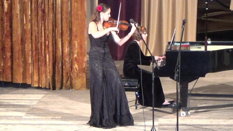 А. Гриншпун Румынская народная мелодия