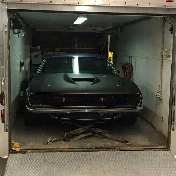 '70 Plymouth 'Cuda