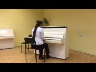 Песня Сольвейг-Лейла Зубарева
