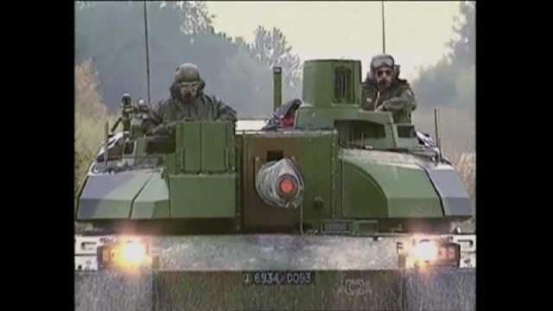 French Leclerc Main Battle Tank AKA AMX-56