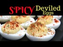 How to Make Spicy Deviled Eggs