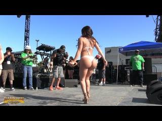 Bikini Contest at the Rezmade Car Show 5/13/2017