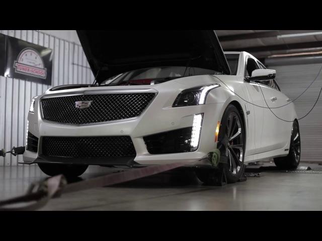 HPE1000 Cadillac CTS-V Sedan Dyno Testing
