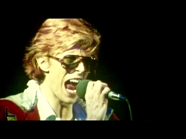 David Bowie - Cracked Actor (Live at the Universal Amphitheatre 09/05/1974)