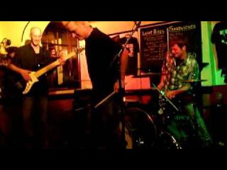 W T Feaster Band - Midweek Music Club at The Jolly Farmers, Purley, Surrey, England 18.08.10