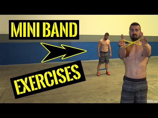 Top 5 Mini Band Exercises