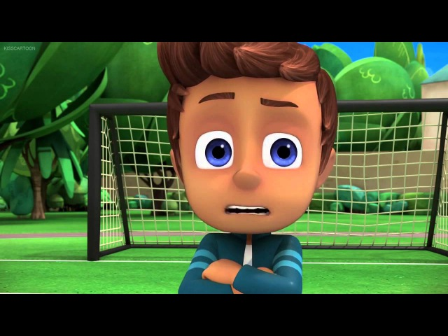 PJ Masks Episodes Blame it on the Train Owlette Catboy's Cloudy Crisis Cartoons for Children 1