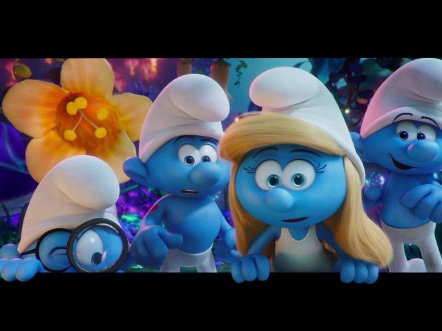 Смурфики: Затерянная деревня | Smurfs: The Lost Village (2017) | Трейлер