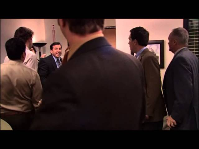 The Office:Michael Scott-Stay Calm