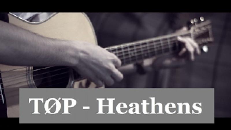 Twenty One Pilots - Heathens (OST Suicide Squad)│ Drumstyle guitar