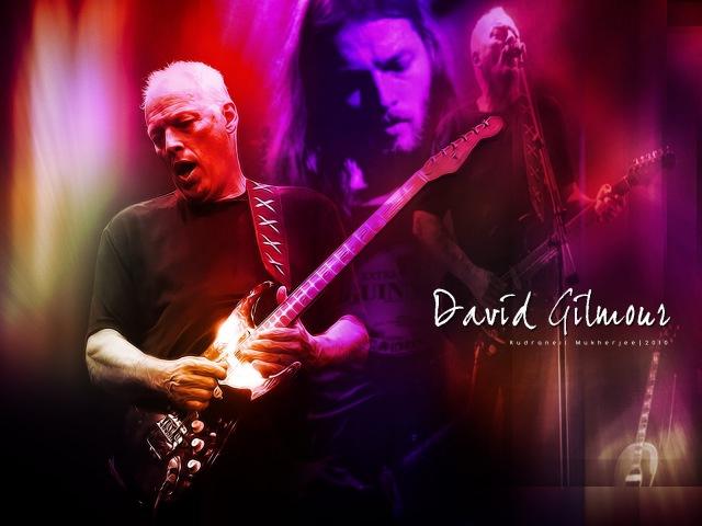David Gilmour - The Best Guitar Solos Part 2