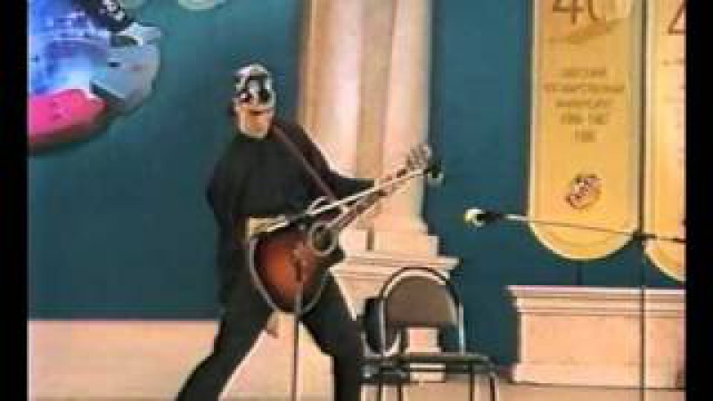 КВН Высшая лига (2001) 1/2 - Сибирские Сибиряки - музыкалка