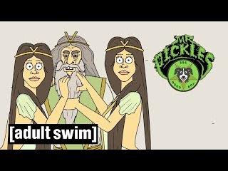 The Vegan Film | Mr Pickles | Adult Swim