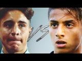 Emre Mor vs Hachim Mastour - Pure Talent's Battle 2016/17 | HD