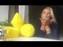 Бумажный шар / кристалл Шары-соты.. Бумажный декор из тишью Paper decor