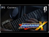 Mega Man X Spark Mandrill - Metal Cover RichaadEB