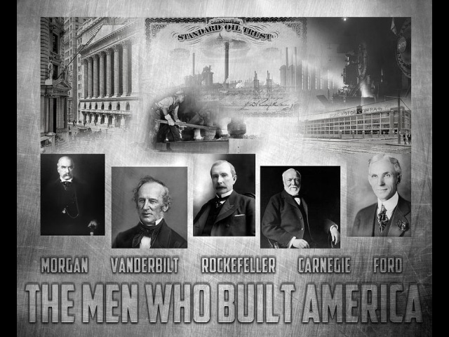 Люди, построившие Америку 3