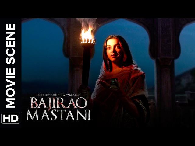 Tujhe Yaad Kar Liya Hai Aayat Ki Tarah | Bajirao Mastani | Movie Scene