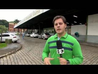 MGTV dia 12 de setembro 2015 - Rodoviária de Leopoldina MG