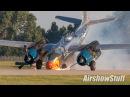 А-26 Invader Серебряный дракон, аварийная посадка