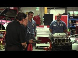 Mobil 1 LIVE Engine Tear Down