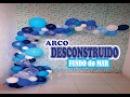 Arco Desconstruído -FUNDO DO MAR/Canal Juju oliveira