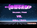 Soldier  Free vs well  Oufa Masters of the sword Tandem 13.04.2017