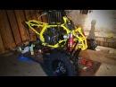 Подготовка к сезону Часть 4 Квадроспорт Сборка Suzuki LTR 450