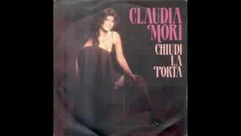 Claudia Mori Chiudi La Porta 1980