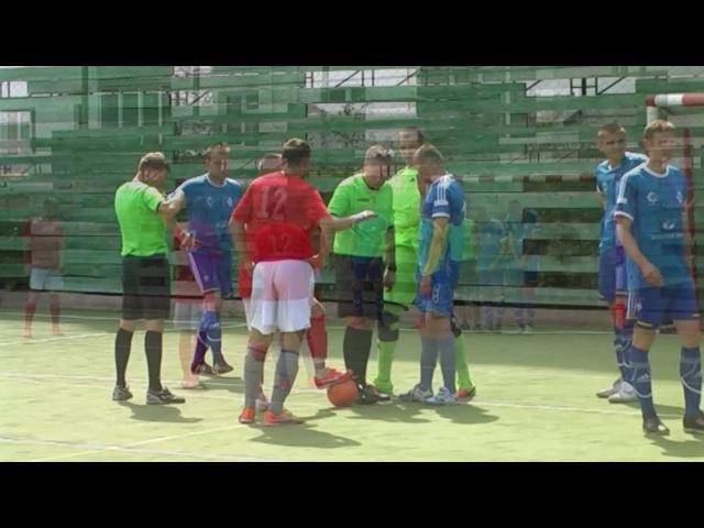 «Динамо-ГУНП» - «Арсенал» - 5:4 (3:0)