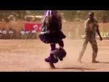 Отчаянный танец дикого Аборигена из племени Мусу в стиле #Gruzovoetaxi
