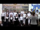 В.Плешак. Рождественская песня . Хор старших классов ДШИ имени С.С.Туликова