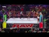 Mickie James, Kelly Kelly &amp Gail Kim vs. Maryse, Rosa Mendes &amp Alicia Fox (HD).mp4