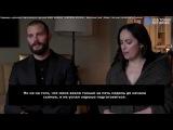Интервью Джейми Дорнана и Дакоты Джонсон с русскими субтитрами