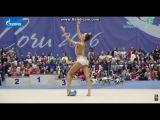Арина Аверина мяч (многоборье) - Чемпионат России 2016