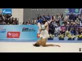 Арина Аверина мяч (финал) - Чемпионат России 2016