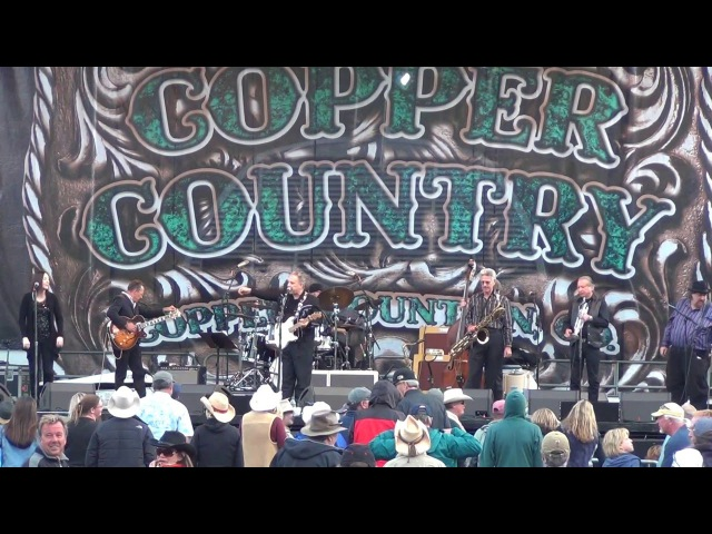Jimmie Vaughan And The Tilt-A-Whirl Band - full show - Copper Country, CO 9-6-15 CO HD tripod