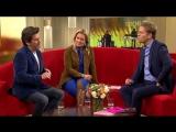 Thomas Anders & Claudia. Talk. DAS! NDR HD 21.01.2015 RUS MTRF