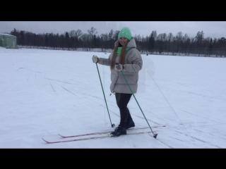 Зимний актив! Лыжи,коньки😉😍⛷⛸