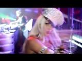 девушка классно танцует в ночном клубе! кристалл. г москва