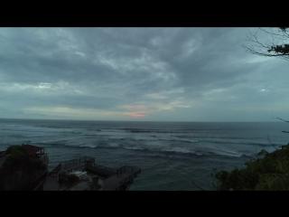 Бали. Вечерний пляж Улувату
