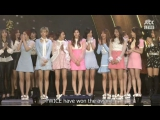 170113 TWICE won Digital Daesang (Song of the Year) + Speech @ The 31st Golden Disc Awards