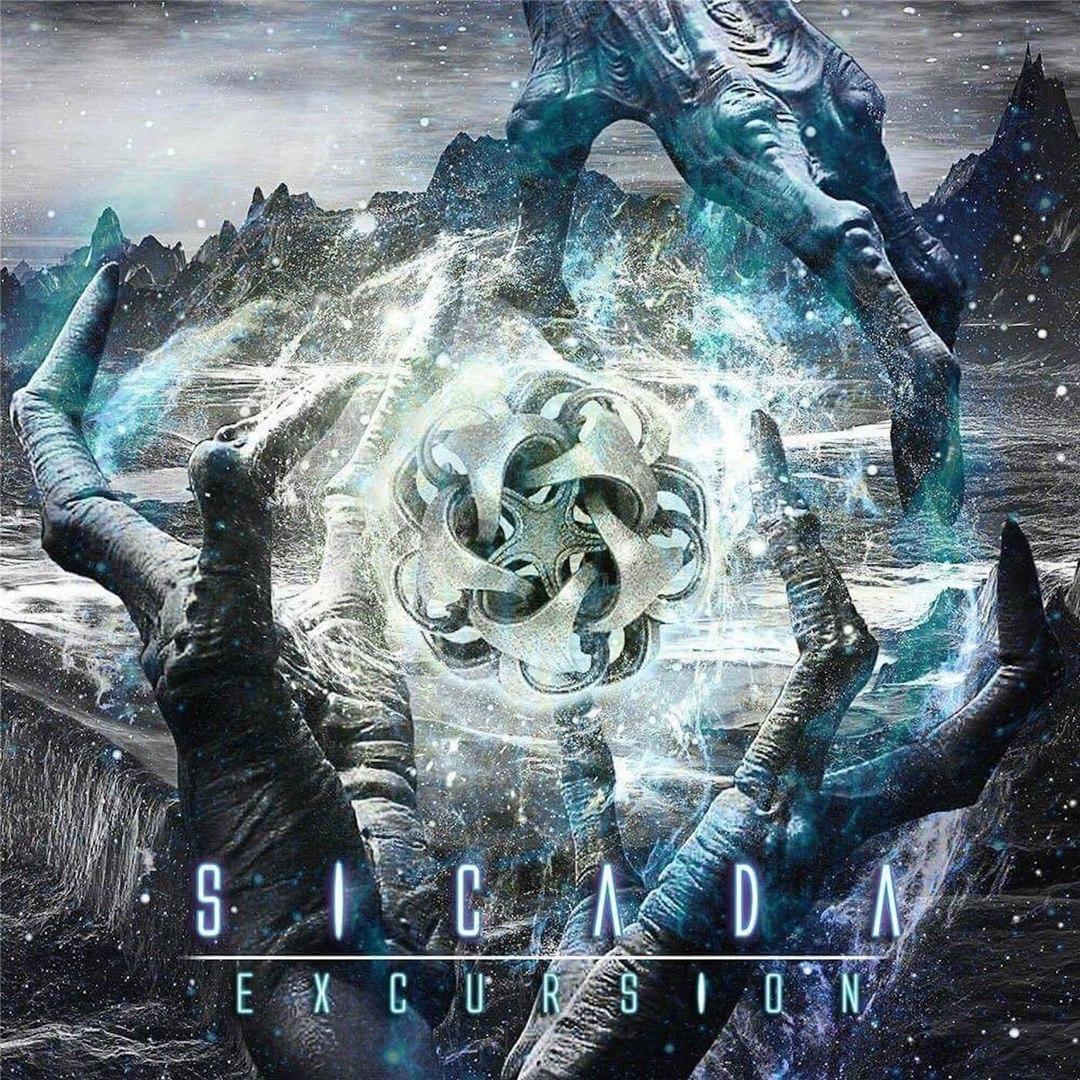 Sicada - Excursion [EP] (2017)