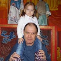 Анкета Игорь Ханов