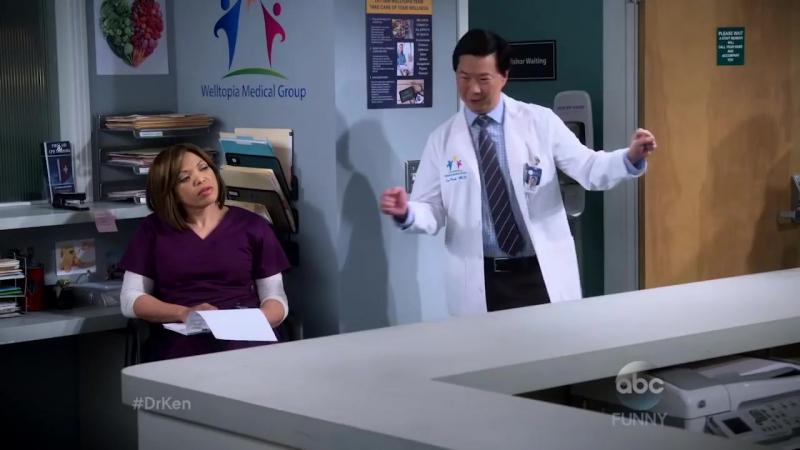 Промо Ссылка на 1 сезон 22 серия - Доктор Кен / Dr. Ken