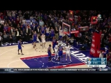 TJ McConnell wins it at the buzzer