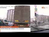 На Юго Западе Екатеринбурга фура с ульяновскими номерами