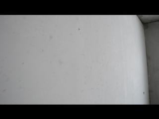 Оклейка малярной сеткой завершение.