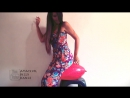 Sexy Twerking - [Play Hot Queen] Sit To Pop Big Red Balloon By Princess Looner Girl